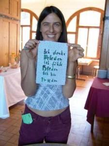 Frieden, Gemeinschaft, Stefanie Blau,